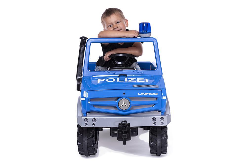 Unimog Polizei