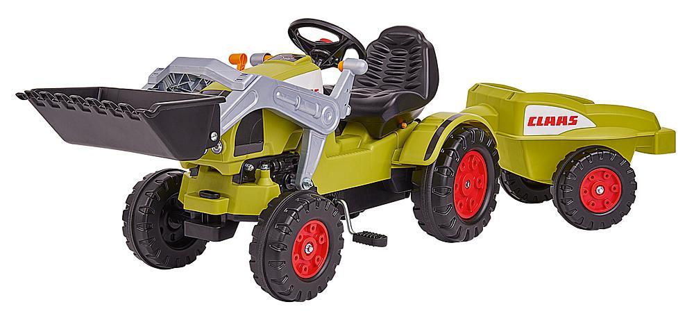BIG® Claas Traktor mit Anhänger