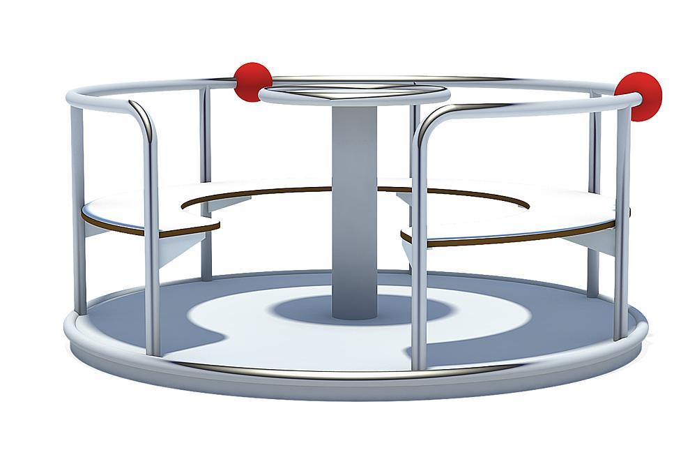 Sitzkarussell Neptun Ø 155 cm