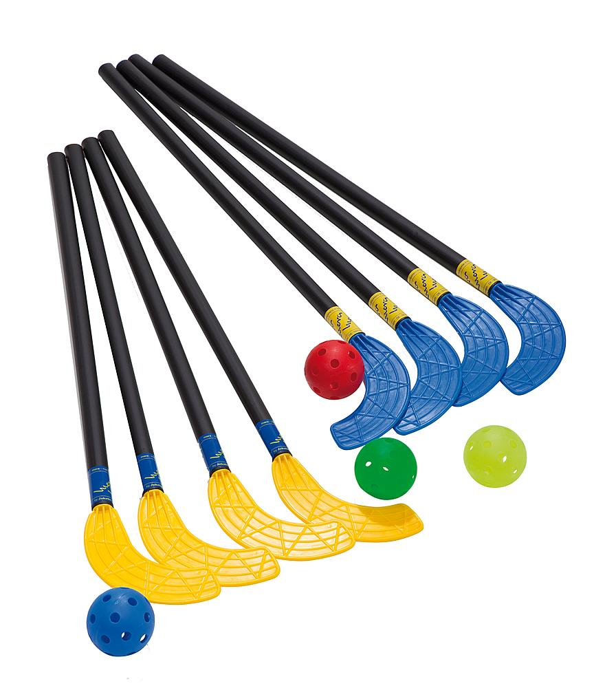 Hockey-Set für den Kindergarten