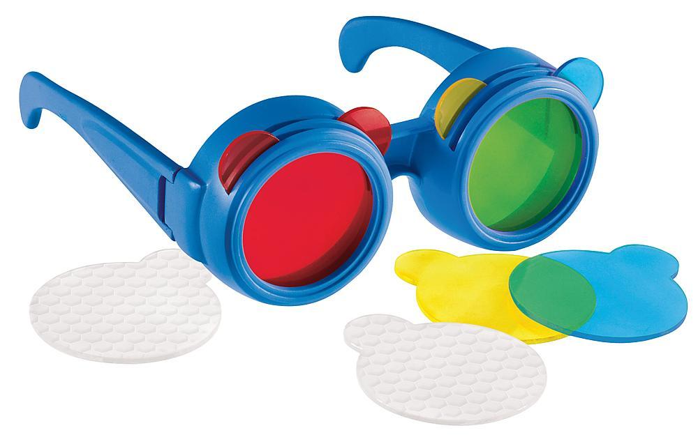 Farbenmix Brille