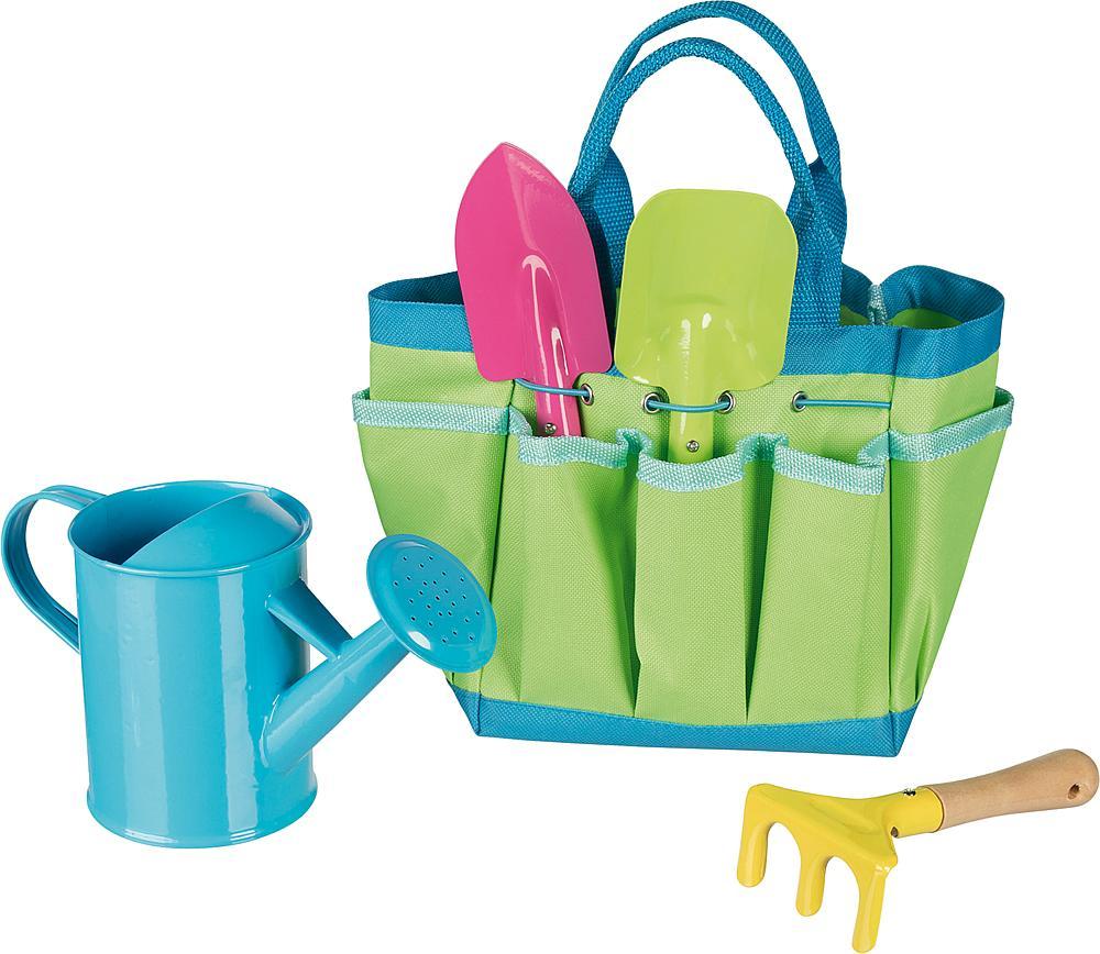 Gartenwerkzeug-Set mit Tasche