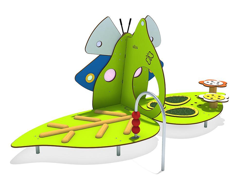 Spielanlage Schmetterling