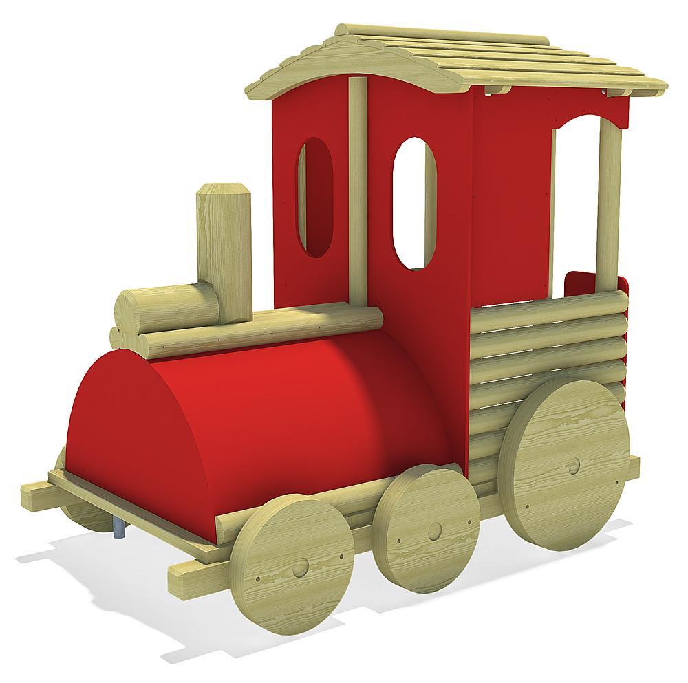 Große Eisenbahn Lok