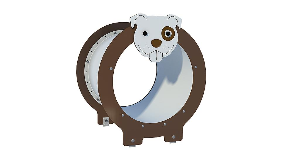 Tunnelhund Hasso