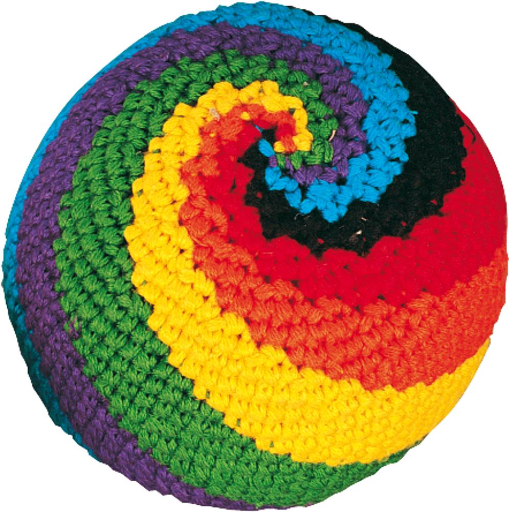 Jonglierball textil