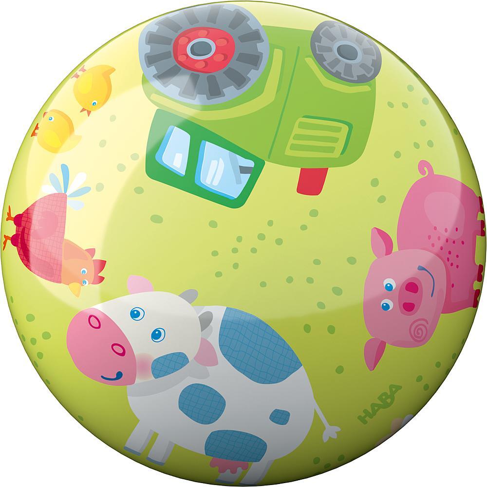 Spielball Bauernhof-Tiere