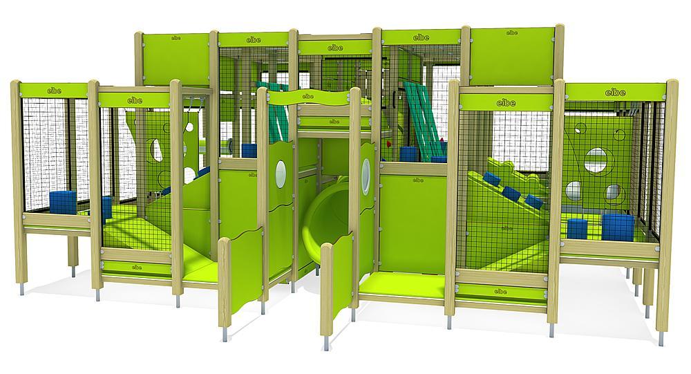 Indoorspielanlage maxi