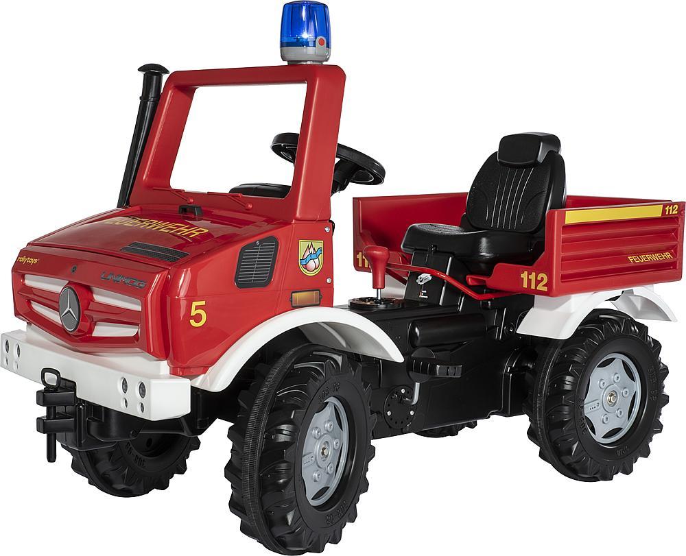 Unimog Feuerwehr