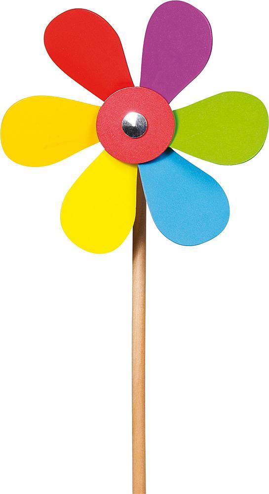 Windmühlen-Set Blume