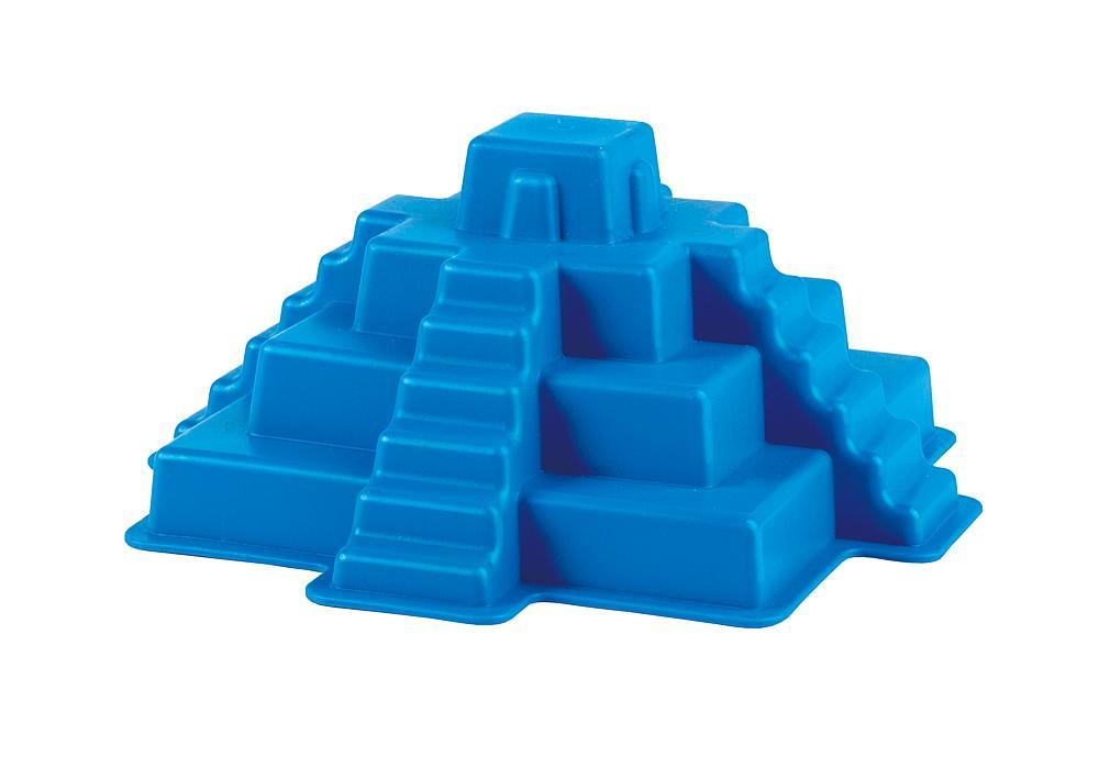 Sandform Maya-Pyramide