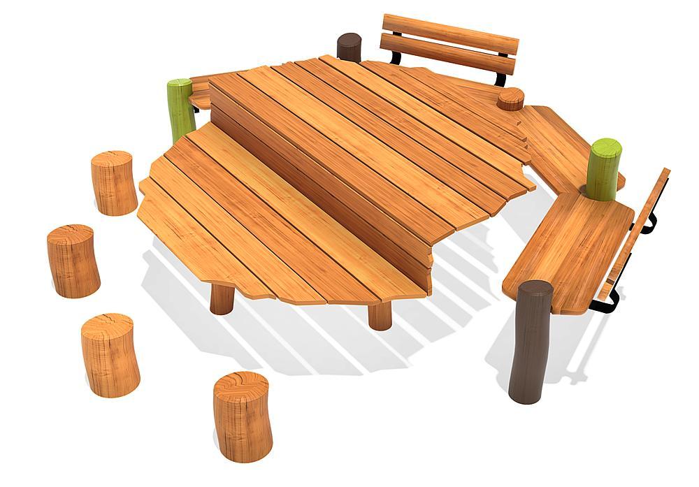 Sitzgruppe Noa