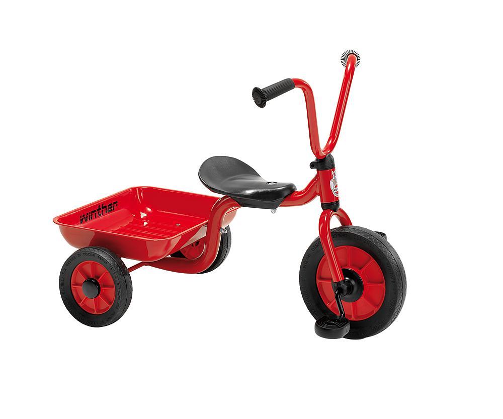 Winther® Krippen-Dreirad mit Ladefläche