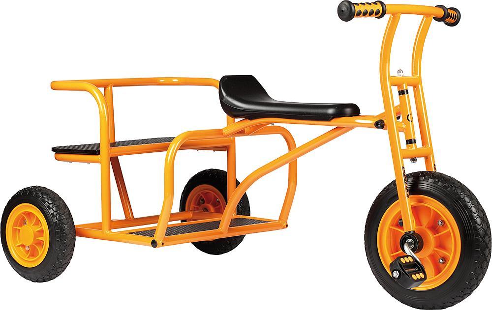 Dreirad Doppeltaxi