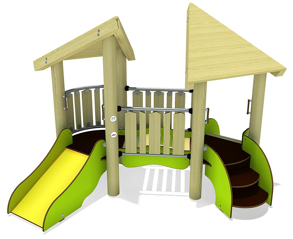 Spielanlage Heidekraut