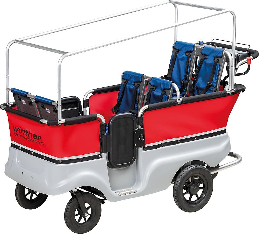 Winther® E-Turtle Kinderbus