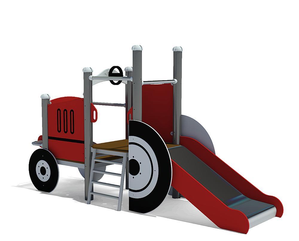 Spielanlage Traktor