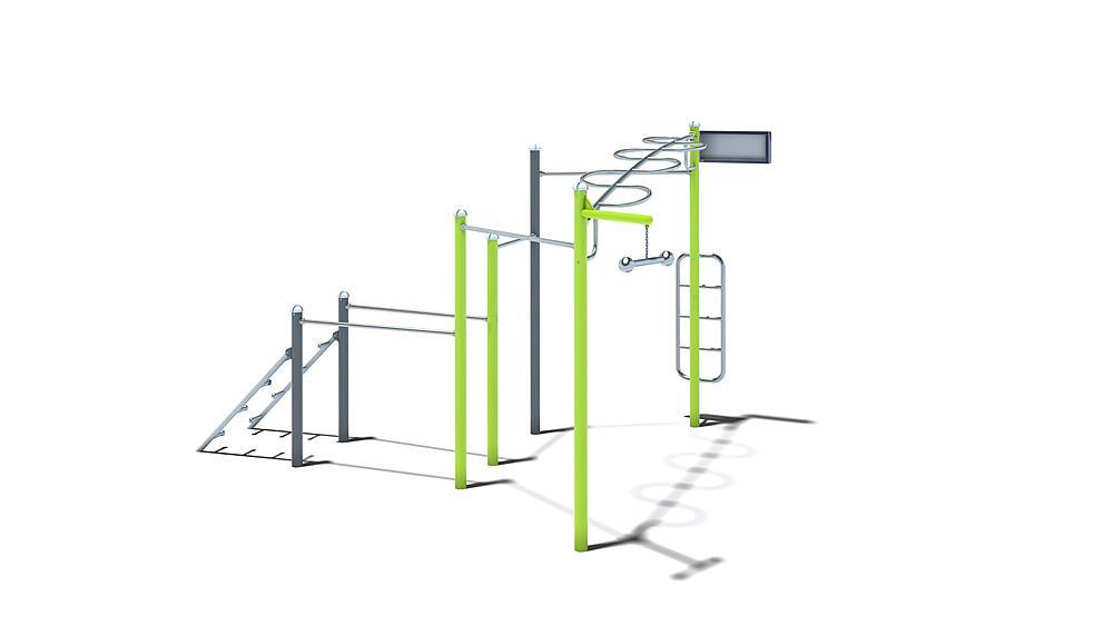 BodyWeightStation Kompakt