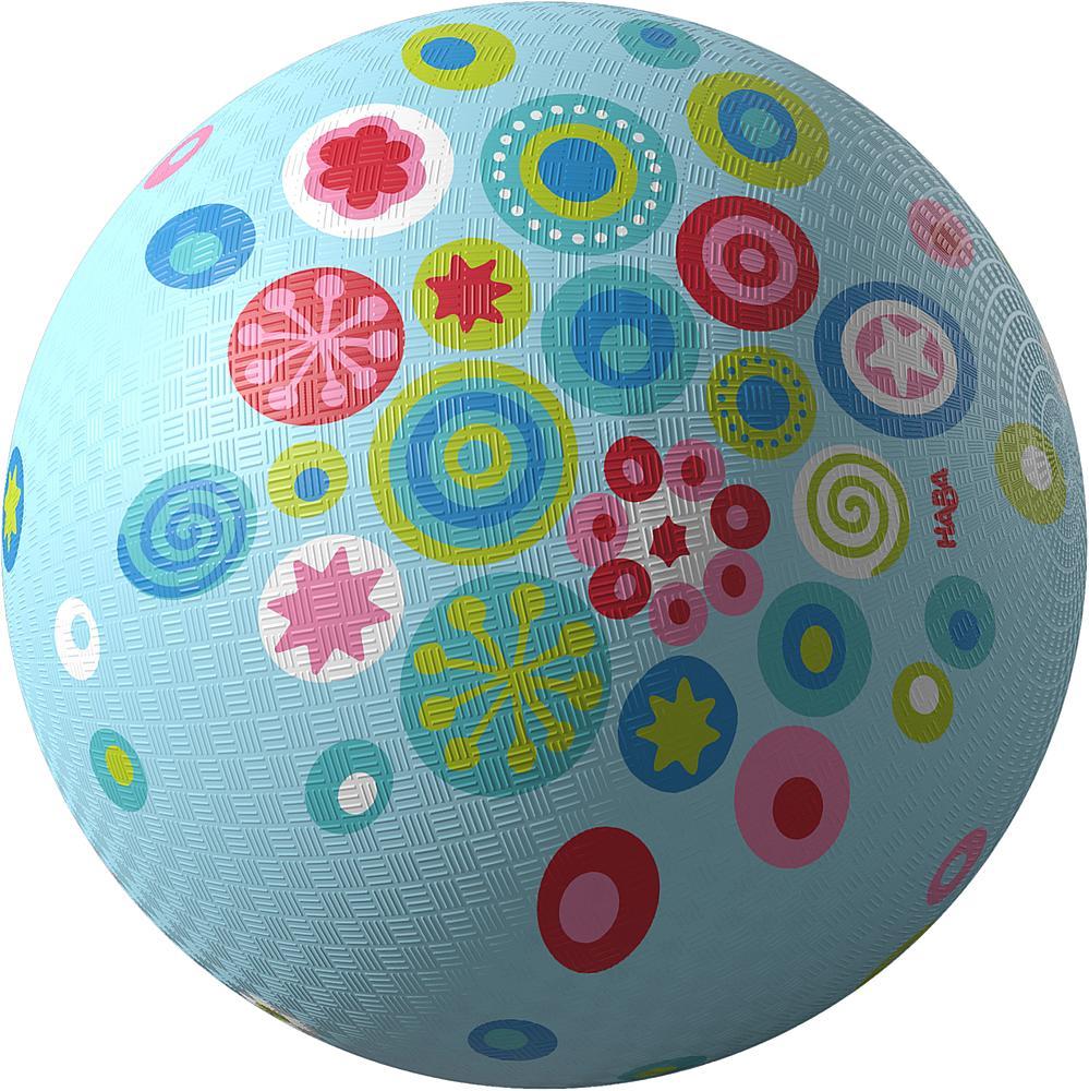 Spielball Blumenwelt