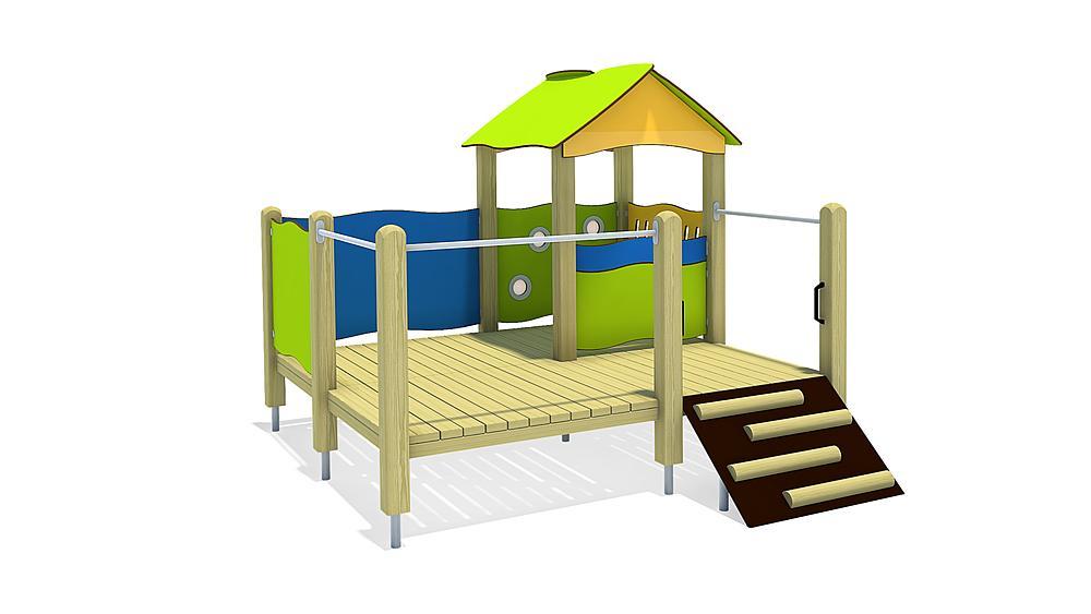 Spielhaus Paula
